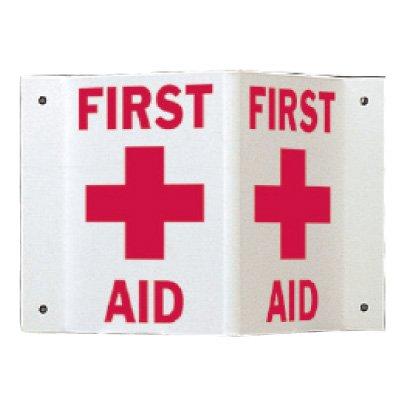 Rigid High Visibility Signs - First Aid