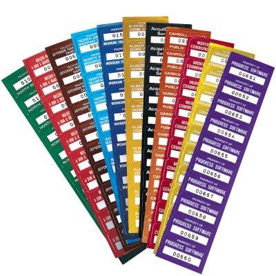 Setonguard® Custom Nameplates