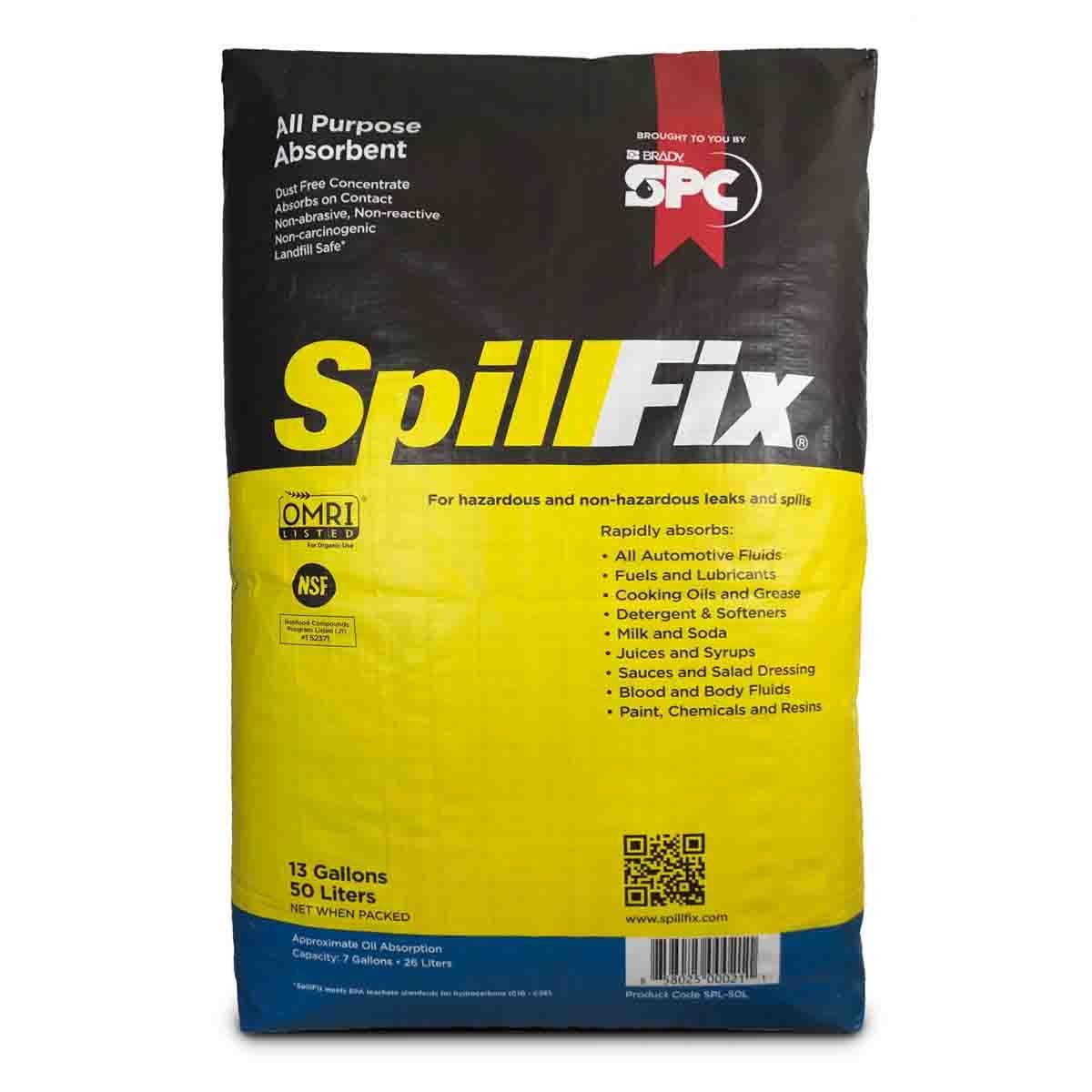 SF-20 SpillFix Granular Absorbent