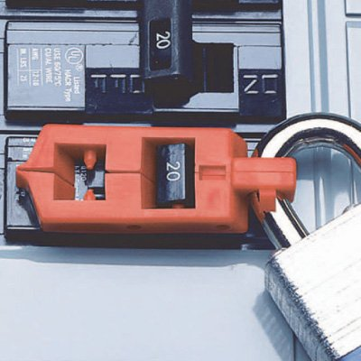 Single-Pole Breaker Lockout