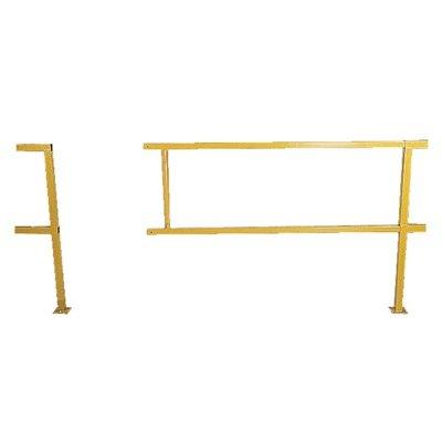 Sliding Gate For Steel Square Safety Handrails