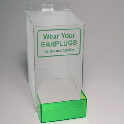 Brady® Standard Earplug Dispensers