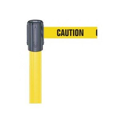 Tensabarrier® Indoor Stanchion - Caution Do Not Enter