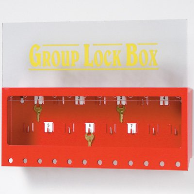Wall Mount Group Lock Boxes