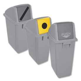 Waste & Sort Containers
