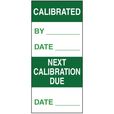 Write-On Action Labels - Calibrated
