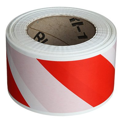 Economy Printed Barricade Tape - Striped