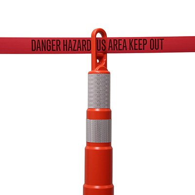 Barricade Tape - Danger Hazardous Area Keep Out