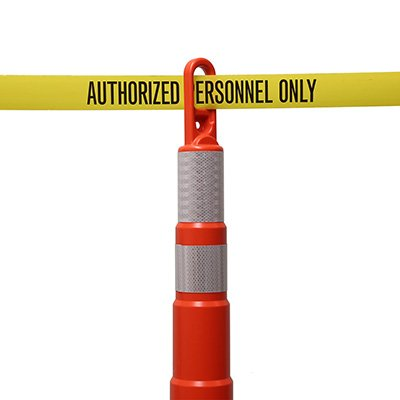 Barricade Tape - Authorized Personnel Only