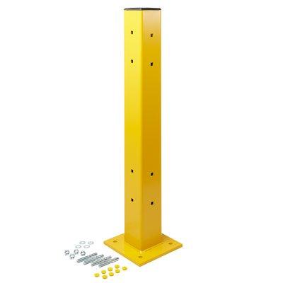 Ideal Steel Guardrail Posts