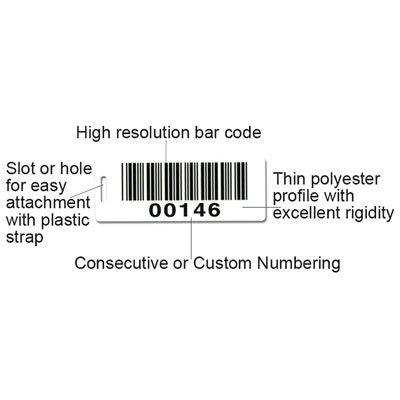 Custom RFID Hang Tags