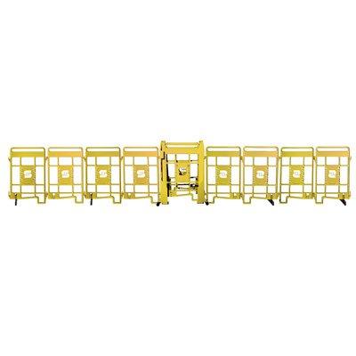 Seton EasyProtect™ Folding Barricade - No Sign