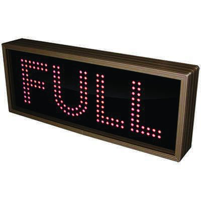 Full Direct View Sign