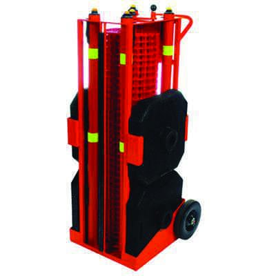 IRONguard Portable Safety Zone 10 Wheel