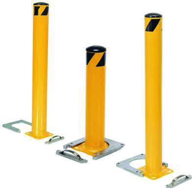 Removable Bollard Base
