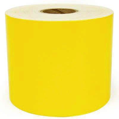 LabelTac® LT101HT High Temperature Printer Labels - Yellow