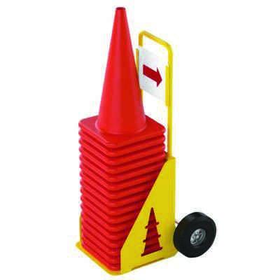 Traffic Cone Cart