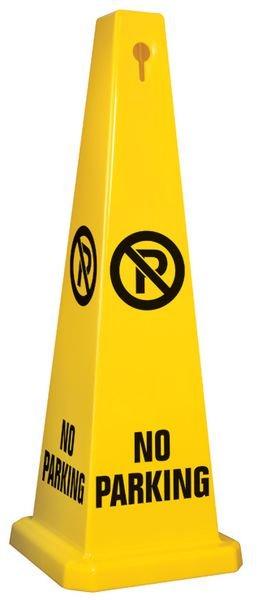 Safety Traffic Cones- No Parking