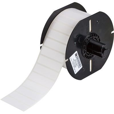 Brady B33-53-423 BBP33 Label - White