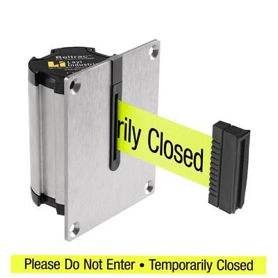 Beltrac® Concealed Mount Wall Unit - Temporarily Closed 50-3012FY/S7