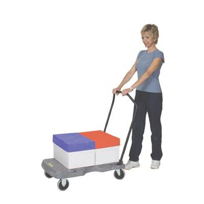 Bi-Mode Poly Folding Handle Truck