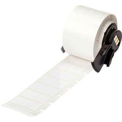 Brady PTL-17-423 BMP71 Label - White