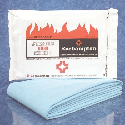 Sterile Burn Sheet