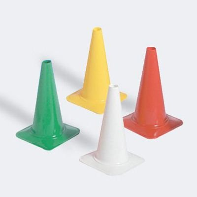 Coloured Traffic Cones