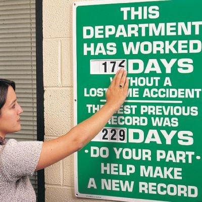 Dial Safety Scoreboard
