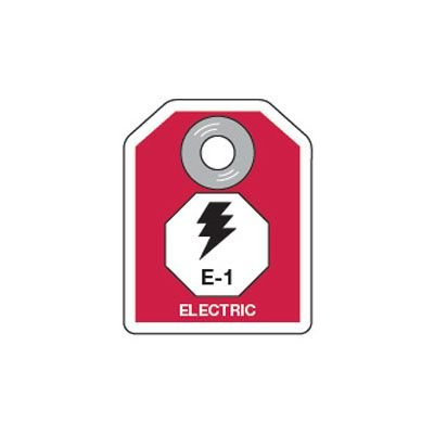 Energy Source ID Tags - Electric
