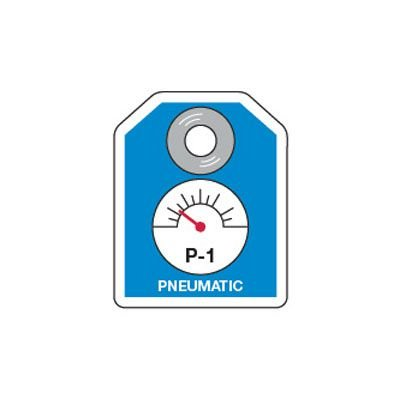 Energy Source ID Tags - Pneumatic