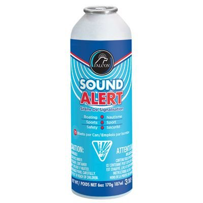 Falcon® Sound Alert Air Horn Refill