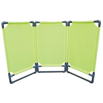 Folding Fabric Barrier