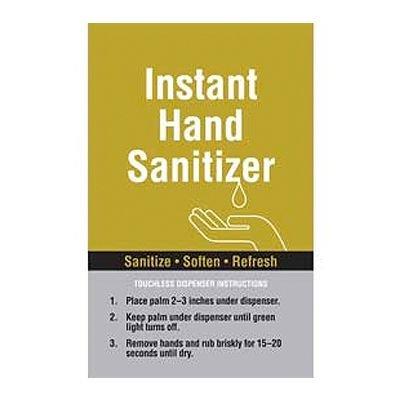 Instant Hand Sanitizer Graphic SPST-711