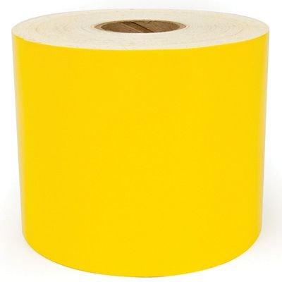 LabelTac® LT401HT High Temperature Printer Labels - Yellow
