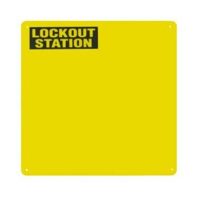 Lockout Station Board