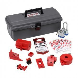 Lockout Tool Box W/Components