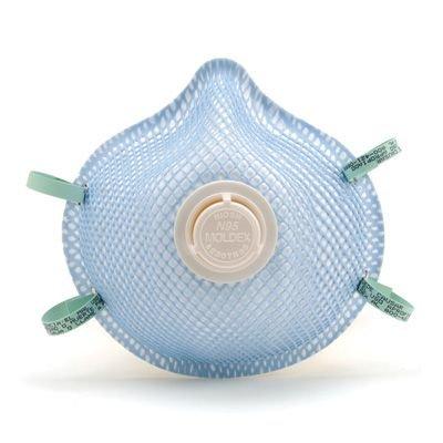Moldex® 2300N95 Series Respirators with Exhale Valve
