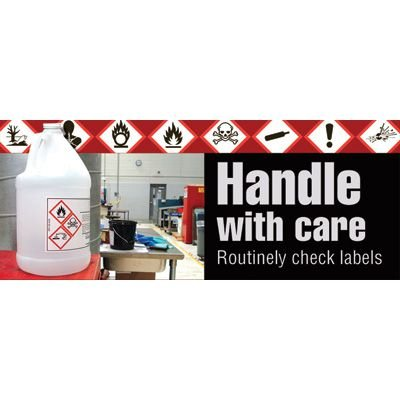 Motivational Banners - Handle With Care