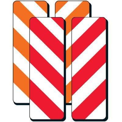 Reflective Traffic Signs - Object Delineator Hazard Strip
