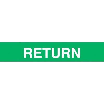 Opti-Code Pipe Markers - Return