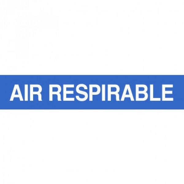 Opti-Code™ Pipe Markers - Air Respirable
