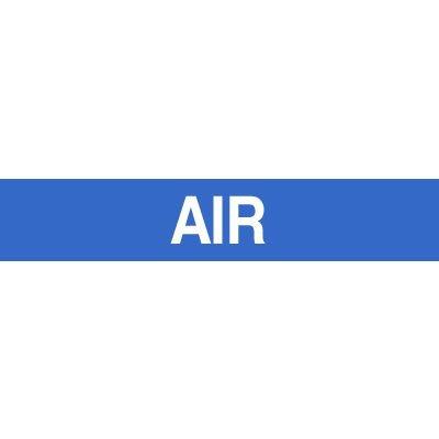 Opti-Code™ Pipe Markers - Air