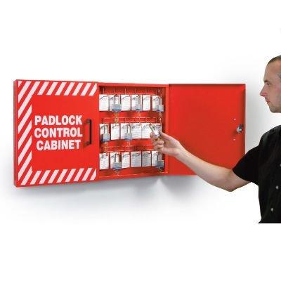 Padlock Control Cabinets