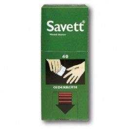 Salvequick&reg^ Savett&reg^ Wound Cleanser Refill
