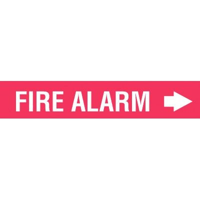 Setmark® Fire Protection Markers - Fire Alarm