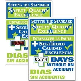 Stock Scoreboards - Setting The Standard (Bilingual)
