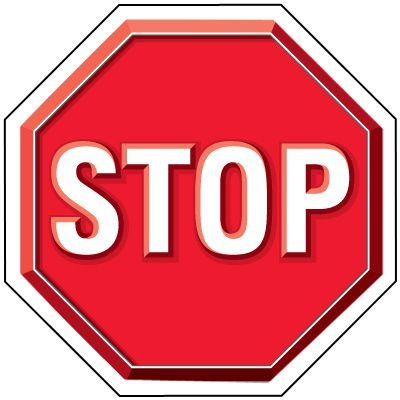 Stop Signs - Stop (3D Effect)