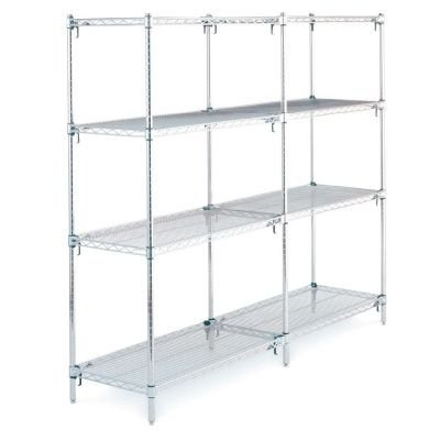 Super Erecta® Wire Shelving