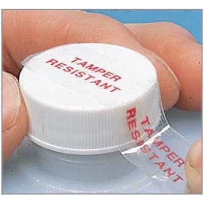 Tamper Resistant Label Tape